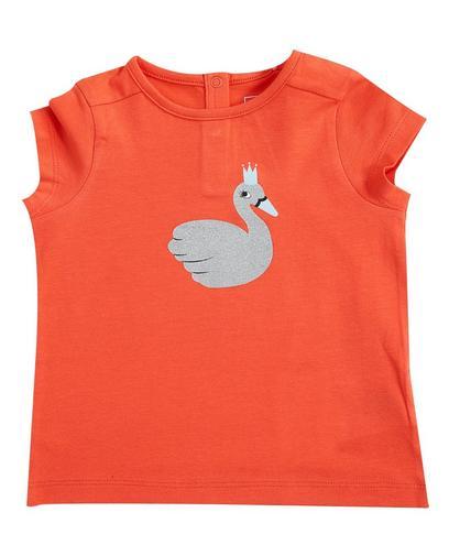 Koraalrood T-shirt